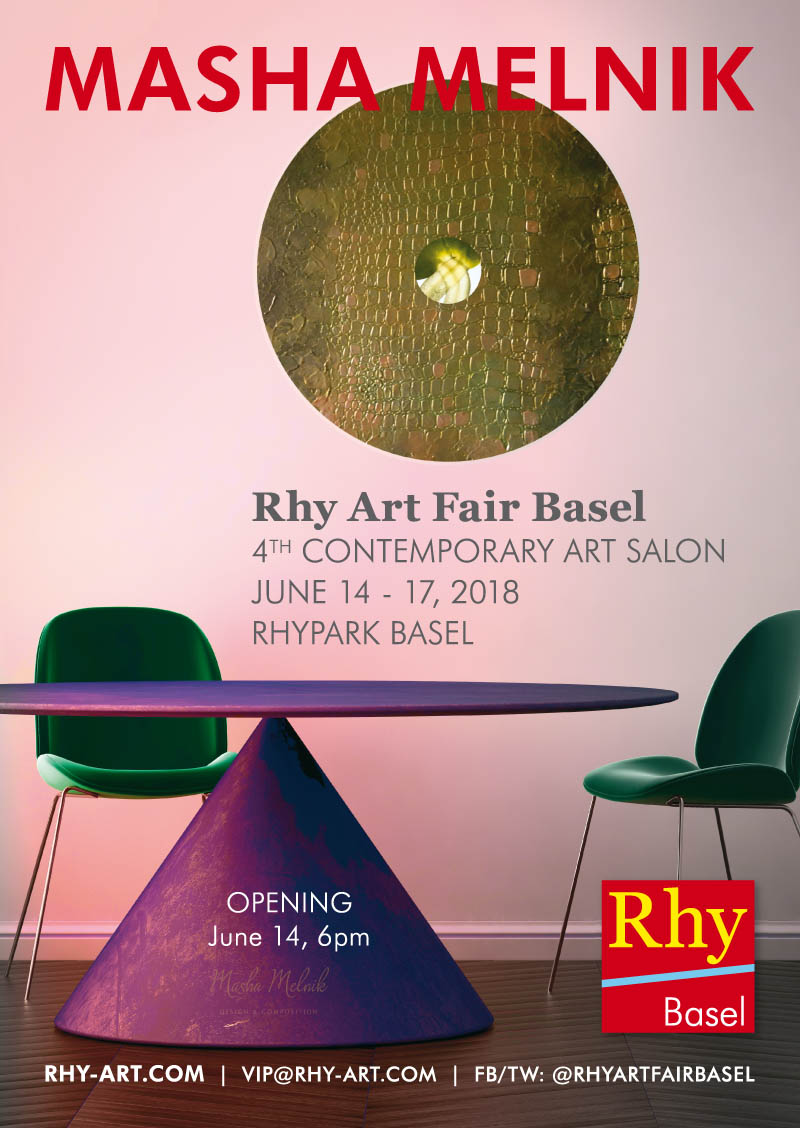 Exhibitor of Rhy Art 2018