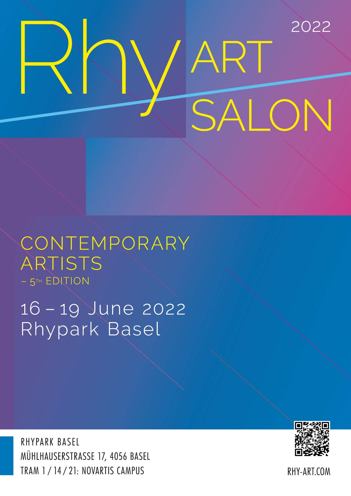 Poster of Rhy Art Basel